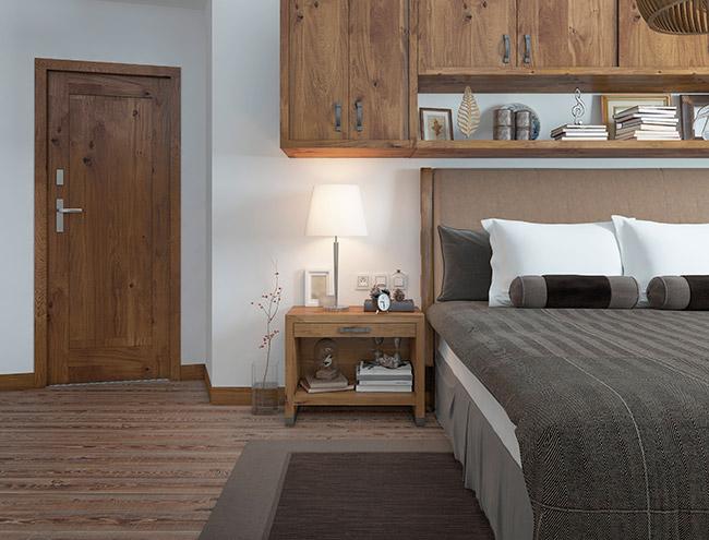 Instalaciones carpinter a de madera en barcelona grupo for Carpinteria interior de madera