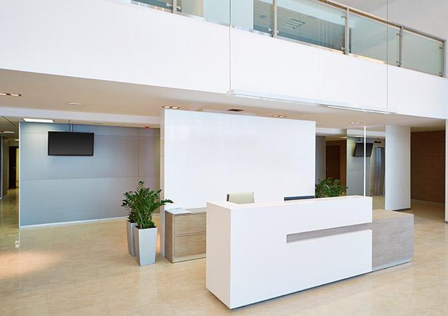 Reformas integrales de oficinas barcelona grupo peralta for Reformas de oficinas